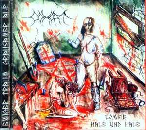 Zombie Halb And Halb