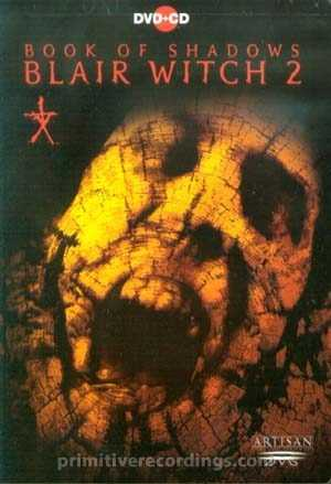 The Blair Witch Project 2 - Book Of Shadows