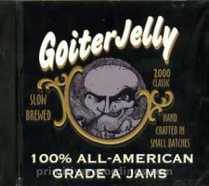 100% All - American Grade A Jams