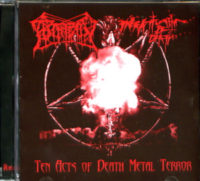 Ten Acts of Death Metal Terror