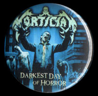 "Darkest Day of Horror 1.5"" Pin"