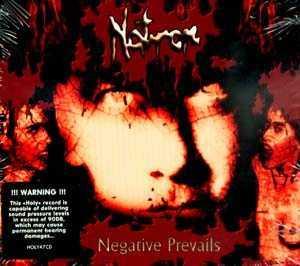Negative Prevails