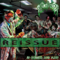 Re - Animated Dead Flesh CD REISSUE