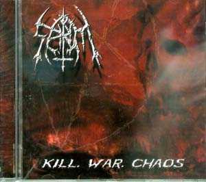 Kill War Chaos