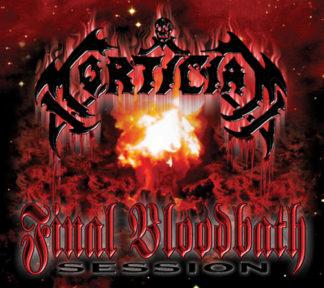 Final Bloodbath Session Limited Digipack