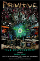 """Time Displacement 24"""" x 36"""" Poster"""