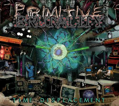 Time Displacement Limited to 500 Digipak