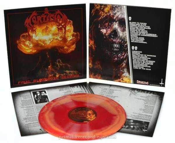 Final Bloodbath Session Vinyl
