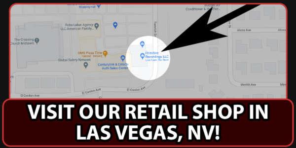 Visit Our Retail Shop In Las Vegas, NV